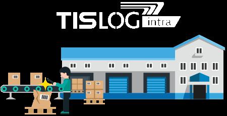 TISLOG intra Software für Ihr Lager